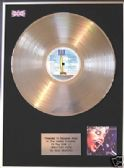 SUZI QUATRO  - LP Platinum Disc - GREATEST HITS